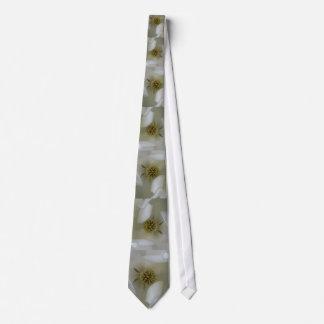 Magnolien-Blumen-Blüten-(große) Krawatte