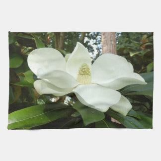 Magnolien-Grandifloratee-Tuch Handtuch