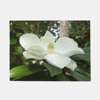 Magnolien-Grandifloratür-Matte Türmatte