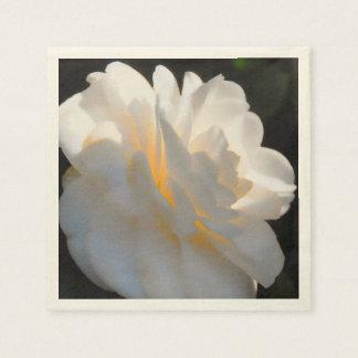 Magnolien-Licht Servietten