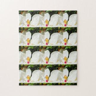 Magnolien Puzzle