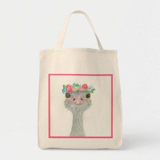 Maifeiertags-Strauß-Einkaufstüte Einkaufstasche