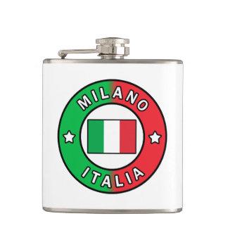 Mailand Italien Flachmann