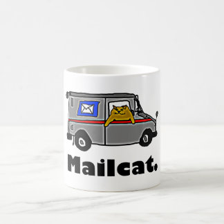 Mailcat Tasse