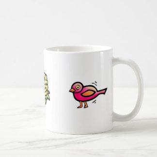 Mais Mug~ der Tauben-n Kaffeetasse