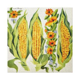 Mais- und Mark-Blumen 2014 Leinwand Drucke