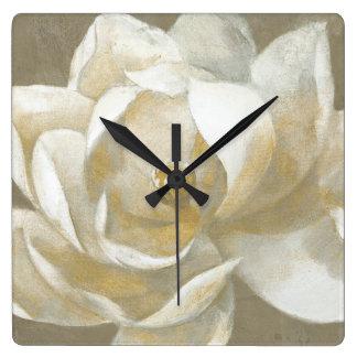 Majestätische Magnolie Uhren