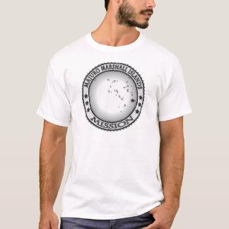 Majuro Marshall Islands LDS Auftrag-T - Shirts