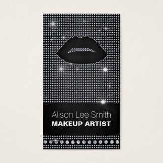 Makeup Artist/Bright Diamonds Visitenkarte