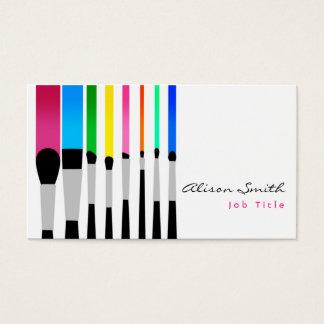 Makeup artist Business card Visitenkarten