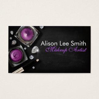 Makeup Artist/Cream Eyeshadow Visitenkarte