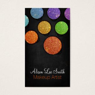 Makeup Artist/Glitter palette Visitenkarte