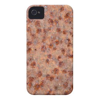 MakroFoto eines rostigen Eisenblattes Case-Mate iPhone 4 Hülle