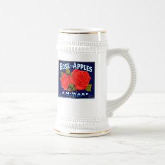 Malabaräpfel Wenatchee Washington Bierglas