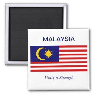 Malayasian Flagge Magnets
