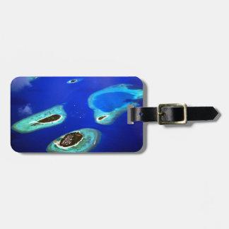 Maldives Gepäckanhänger