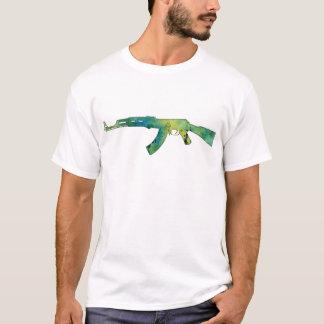 Malen Sie Gewehr T-Shirt