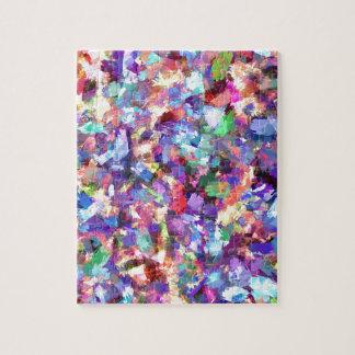 Malerei mit Farbe Puzzle