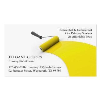 Visitenkarten für Maler