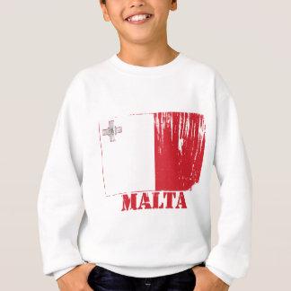 Malta-Flagge Sweatshirt