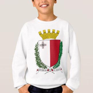 Malta-Wappen Sweatshirt