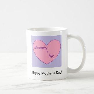 Mama und ich tasse