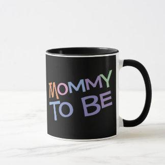 Mama zum zu sein tasse