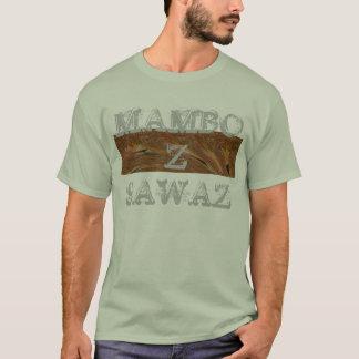 Mamboz Sawaz Löwelächeln T-Shirt