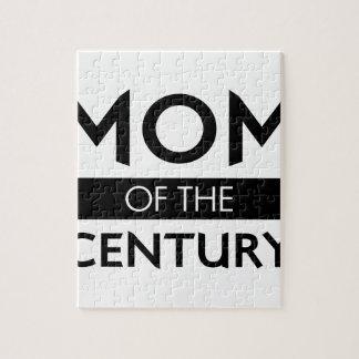 Mamma des Jahrhunderts Puzzle
