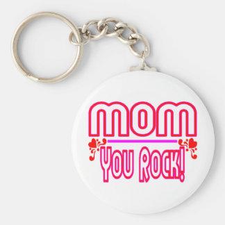 Mamma, die Sie schaukeln Schlüsselanhänger