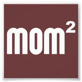 Mamma Mom2 exponential quadriert Fotografie