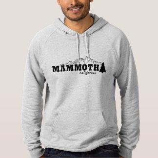 Mammut, CA - amerikanischer KleiderHoodie Hoodie