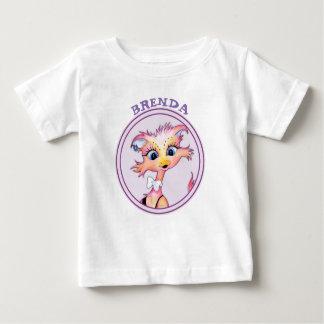 MAMZELLE FUSSBALL Baby-Geldstrafe-Jersey-T - Shirt