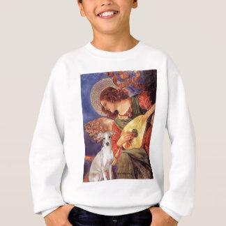 Mandolinen-Engel - - italienischer Windhund 7 Sweatshirt