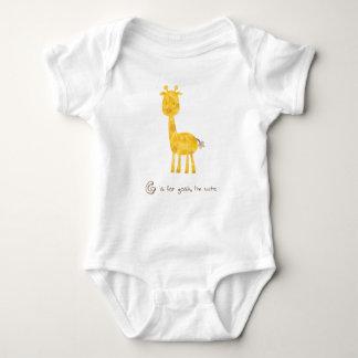 Mann Gestopft-niedliche Sonnenblume-Giraffe Babybody