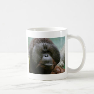 männlicher Orang-Utan Kaffeetasse