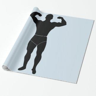 Manns-Packpapier Geschenkpapier