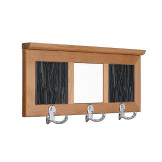 Mantelgestellentwurf: Vorlage mit Holz