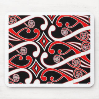 Maori- Entwürfe Mousepad