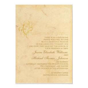 Märchen Hochzeit Einladung