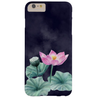 MÄRCHENLAND-LOTOS-BLUME IPHONECASE BARELY THERE iPhone 6 PLUS HÜLLE