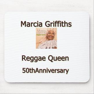 Marcia Griffiths der Jahrestag der Mousepad