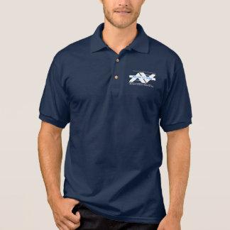 Marcialo V-5 Reihen-Polo Polo Shirt