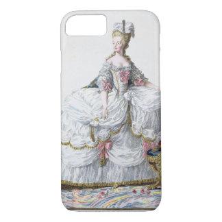 Marie Antoinette (1752-93) von 'Receuil DES Estam iPhone 8/7 Hülle