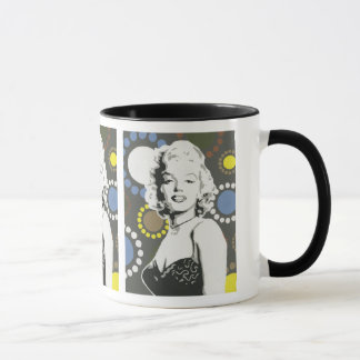 Marilyn-Wecker-Tasse Tasse