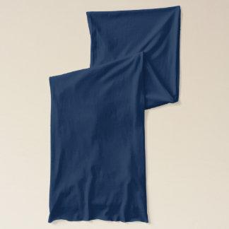 Marine-Jersey-Schal Schal