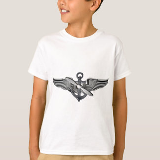 Marineversuchsflügel T-Shirt