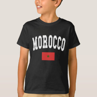 Marokko-Art T-Shirt