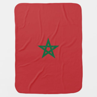 Marokko-Flagge Kinderwagendecke