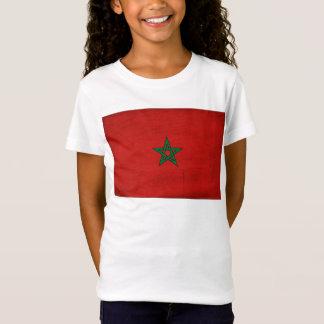 Marokko-Flagge T-Shirt